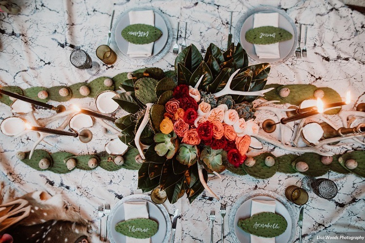 Frida-Khalo-Styled-Shoot-Tablescape