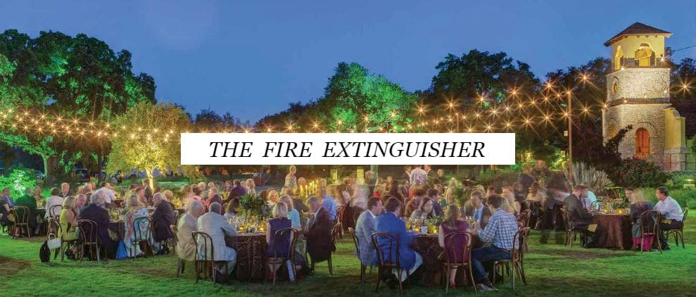 Month of Wedding Planning Services - The Fire Extinguisher