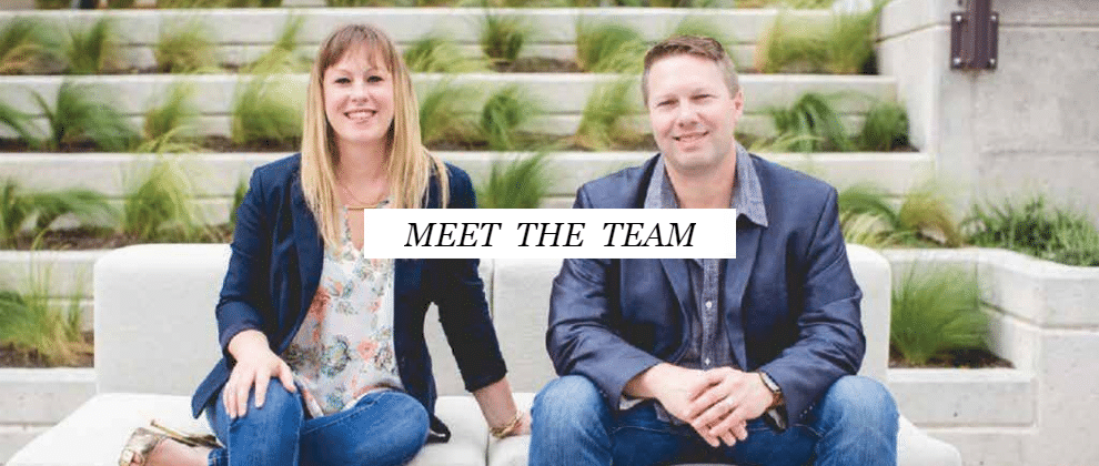 Meet the Yellow Umbrella Events Team - Cheryl and Shea Bailey