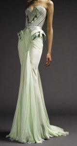 2013 Wedding Trends Great Gatsby Dress