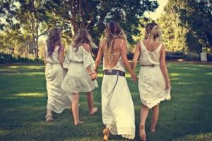 2013 Wedding Trends Bohemian Elegance