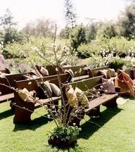 2013 Wedding Trends Outdoor Wedding