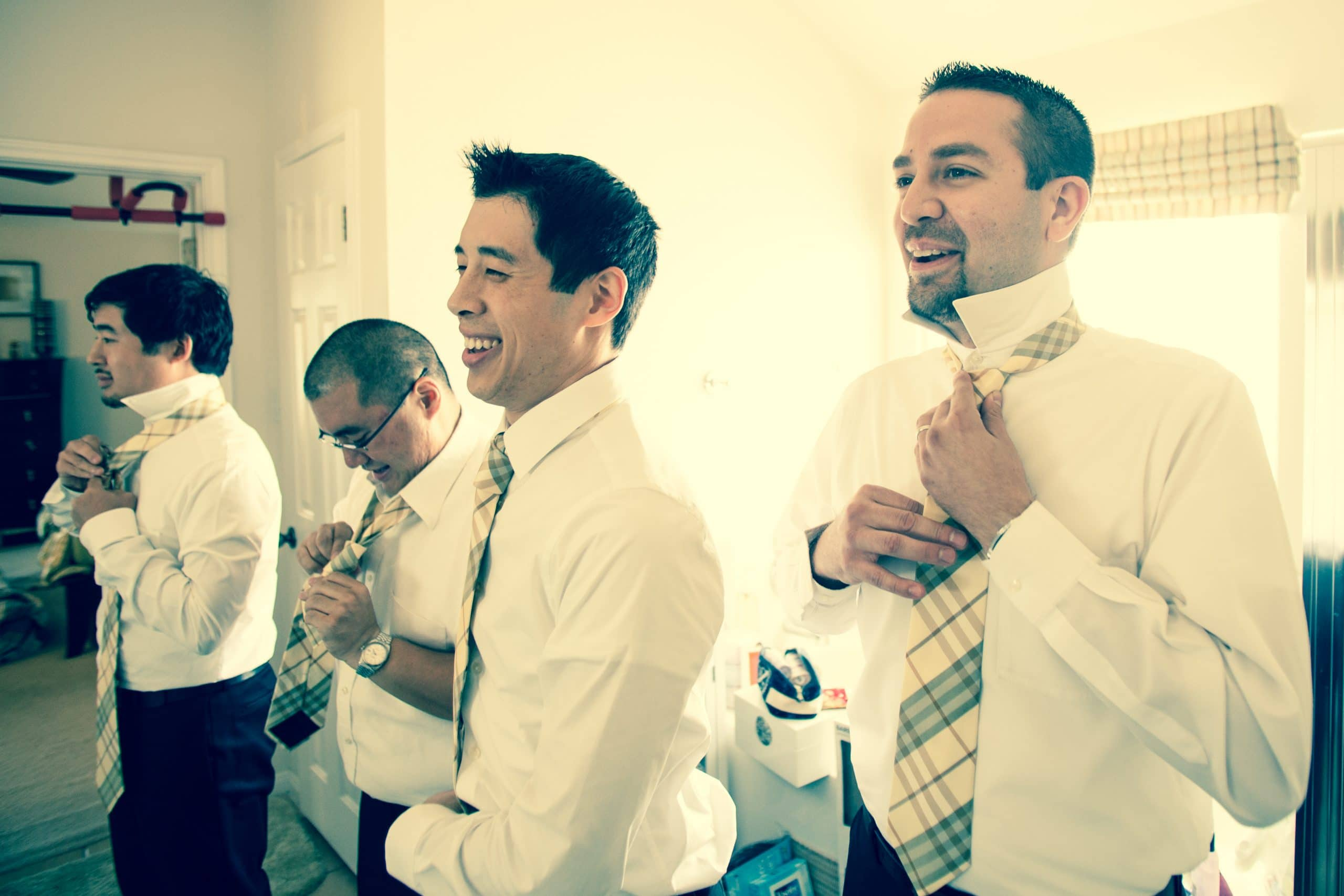 Groomsmen - The Plantation House