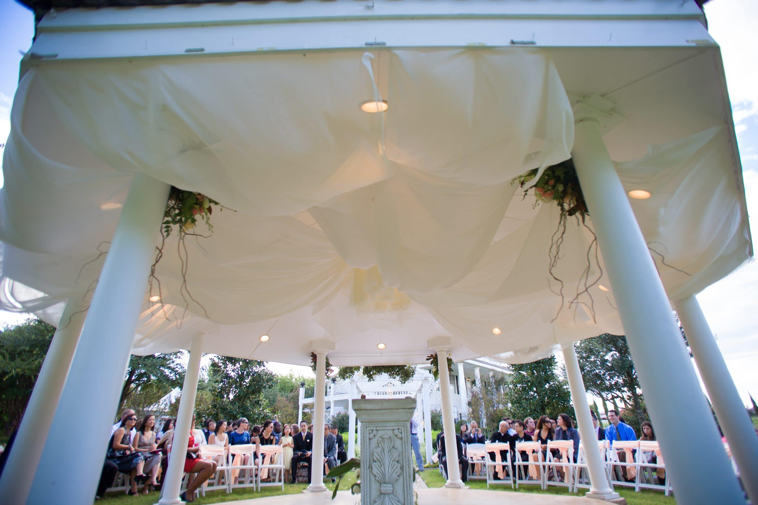 Ceremony - The Plantation House