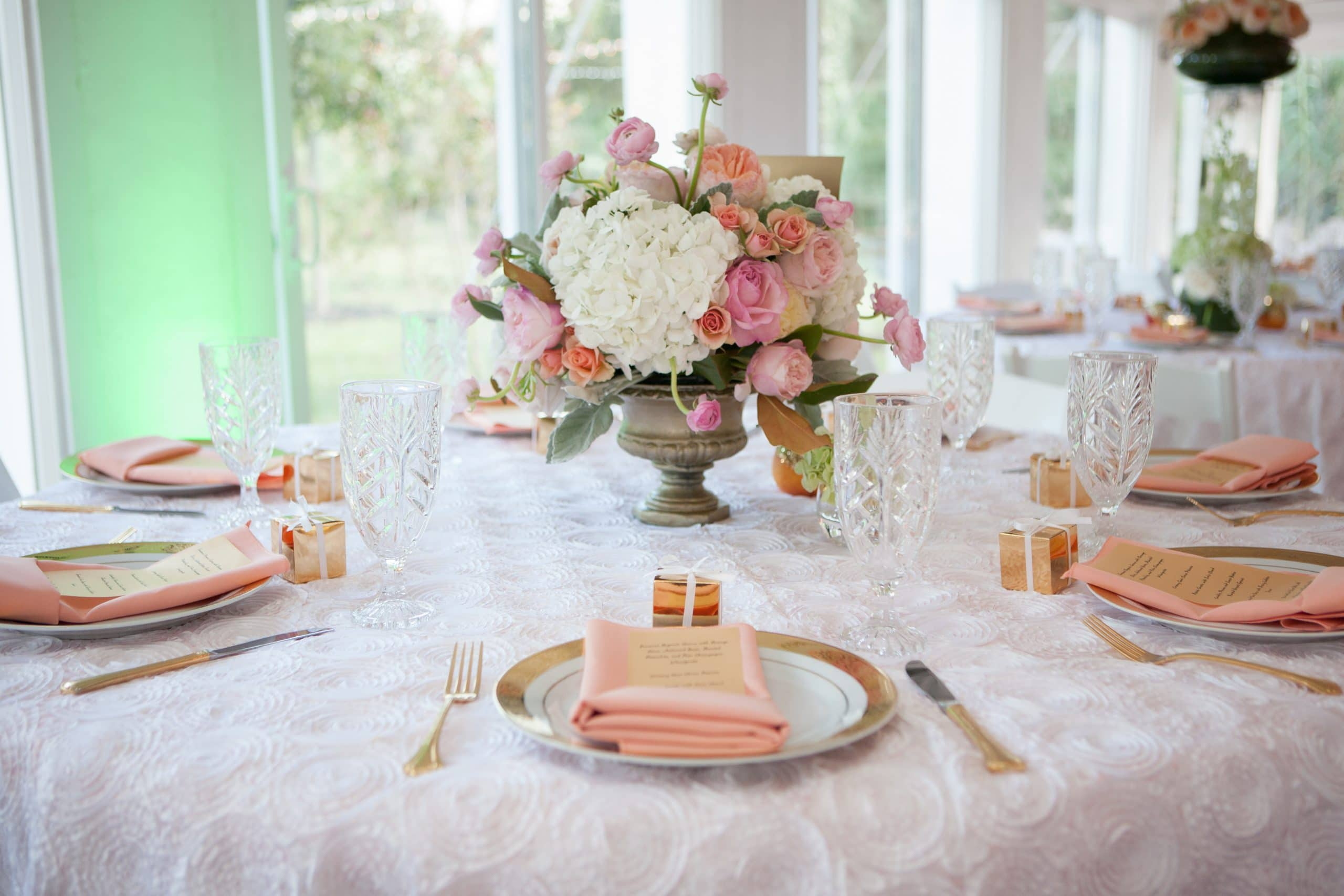 Reception - The Plantation House