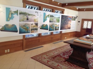 Laguna Gloria Balroom Signage