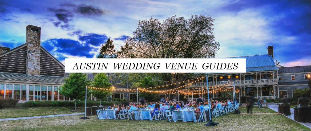 Austin Wedding Venue Guides