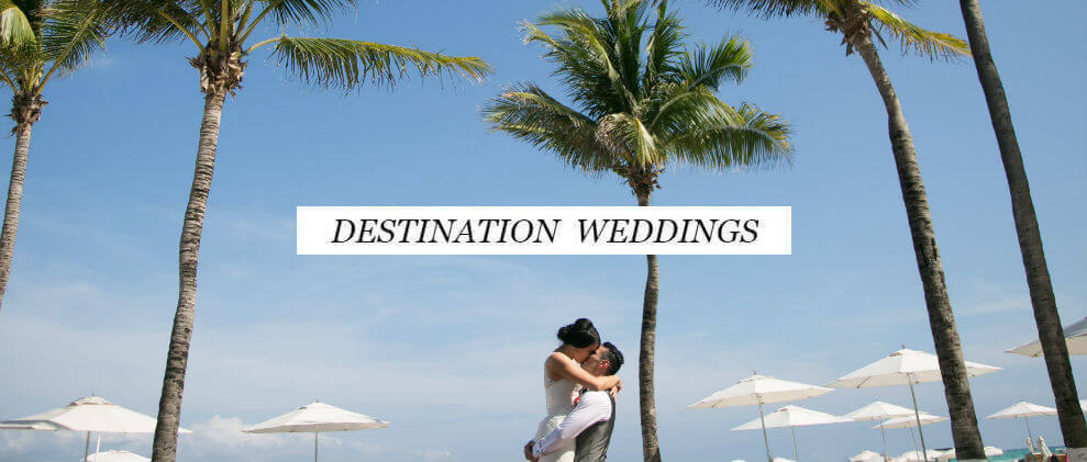 Mexico Destination Wedding Planner - Yellow Umbrella Events