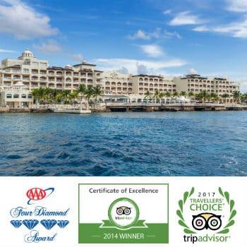 Cozumel Palace with Awards