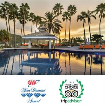 Moon Palace Jamaica Grande with Awards