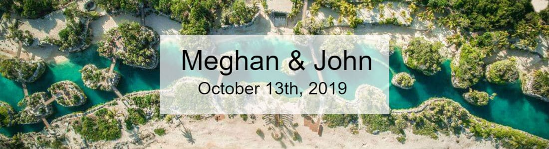Meghan and John- Hotel Xcaret