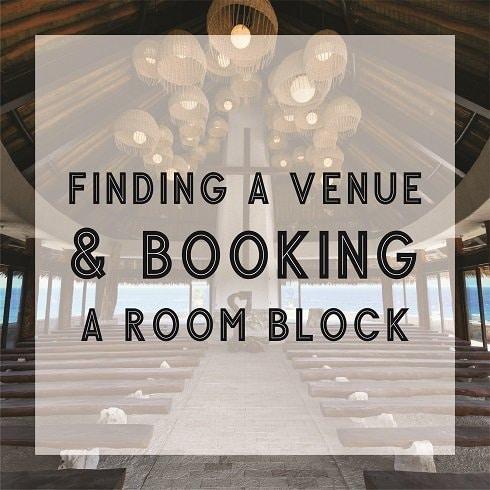 Destination Wedding Venue Finder and Room Blcok Service