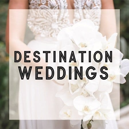 Mexico Destination Wedding Services