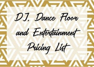 Hotel Xcaret DJ Dance Floor Pricing