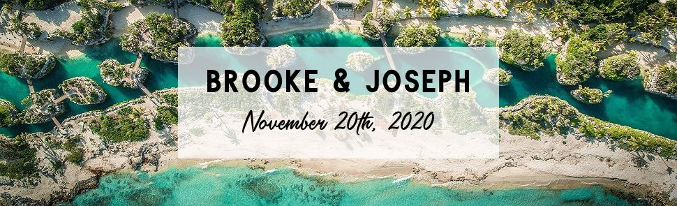 Brooke and Joseph Page Header