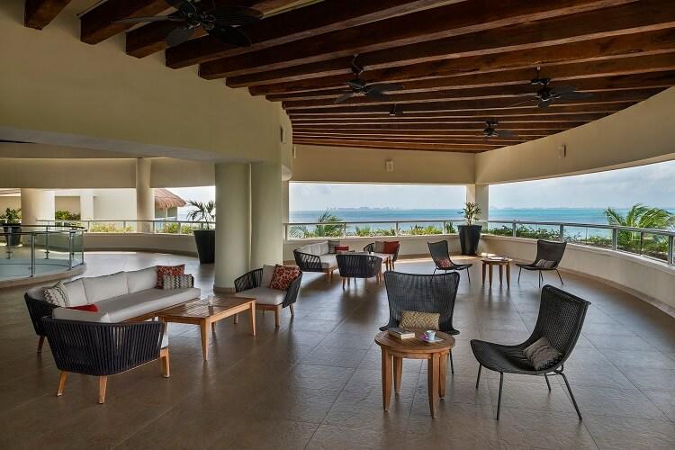 Isla Mujeres Palace Infinity Terrace