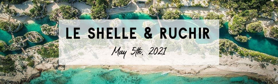 Le Shelle & Ruchir Hotel Xcaret Header