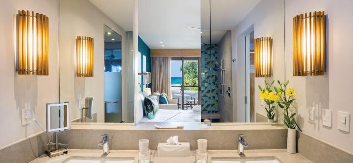 Junior Suite Partial Ocean View Bathroom Now Natura