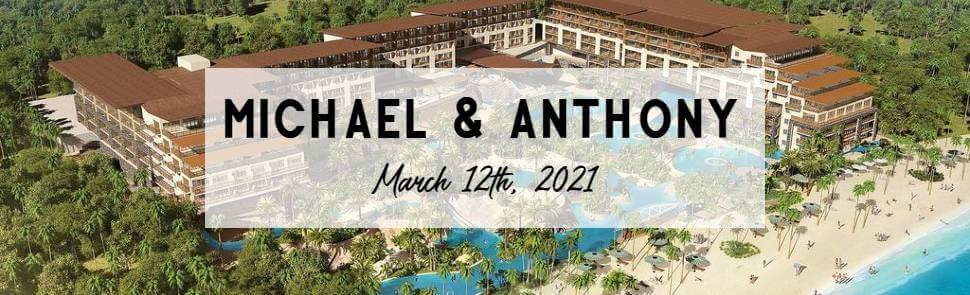 Michael & Anthony Now Natura Header