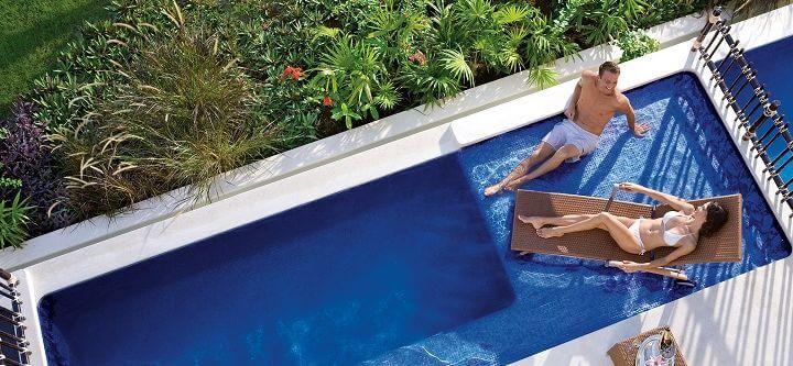 Preferred Club with Plunge Pool - Dreams Riviera Cancun