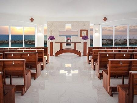 Hard Rock Riviera Maya Catholic Chapel