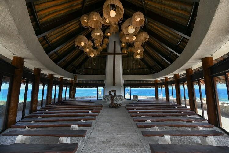 Hotel Xcaret Catholic Chapel