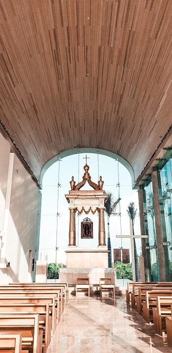 TRS & Grand Palladium Catholic Chapel
