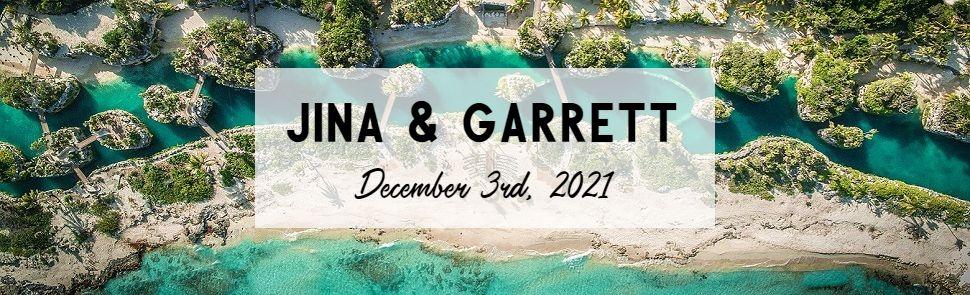 Jina & Garrett Hotel Xcaret He