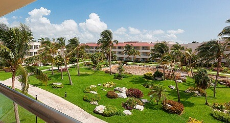 Garden View - Moon Palace Cancun