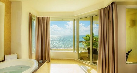 Superior Deluxe Ocean View View - Moon Palace Cancun