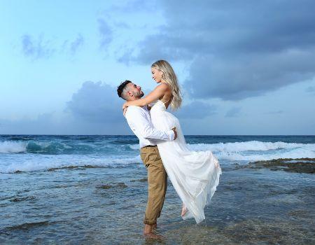 Alicia and Josh