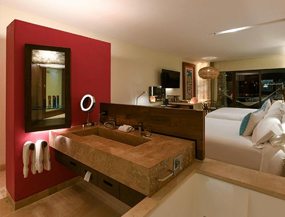 Hotel Xcaret - Ocean Front Family Suite