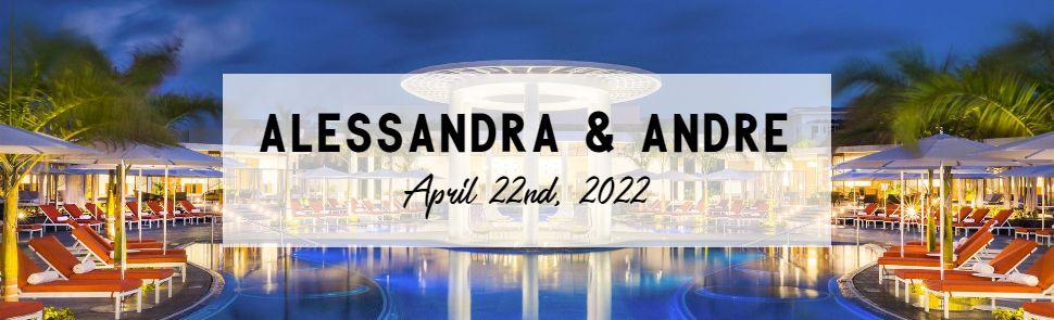 Alessandra & Andre The Grand Header