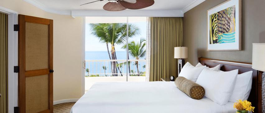 Fairmont Kea Lani Deluxe Ocean View Suite