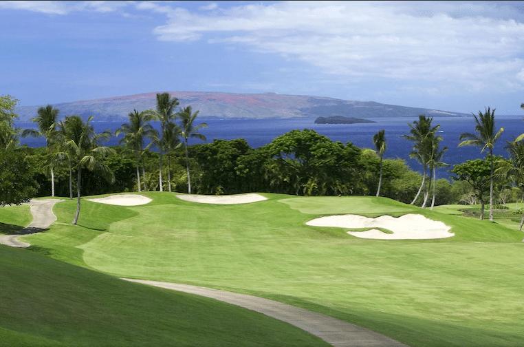 Fairmont Kea Lani Golf