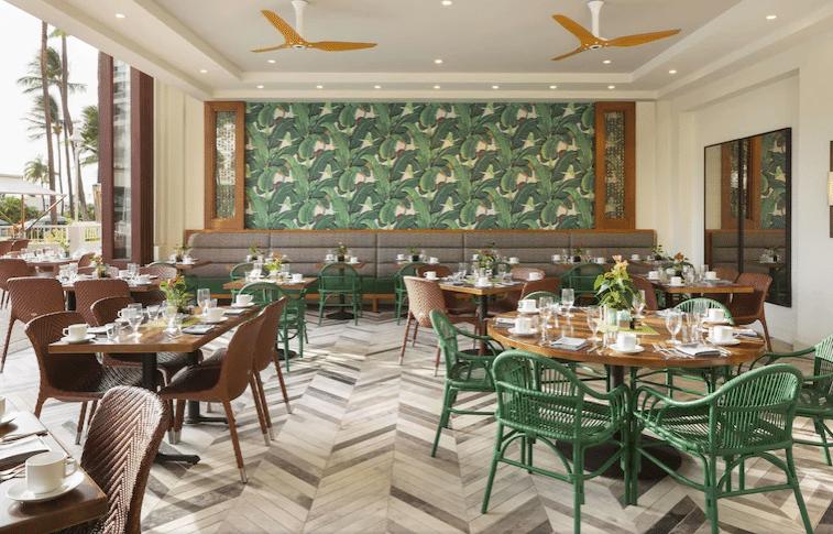 Fairmont Kea Lani Restaurant