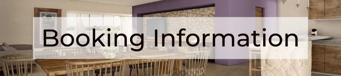 Hotel Xcaret Arte Booking Information