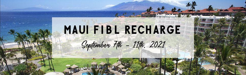 Maui FIBL Recharge Header