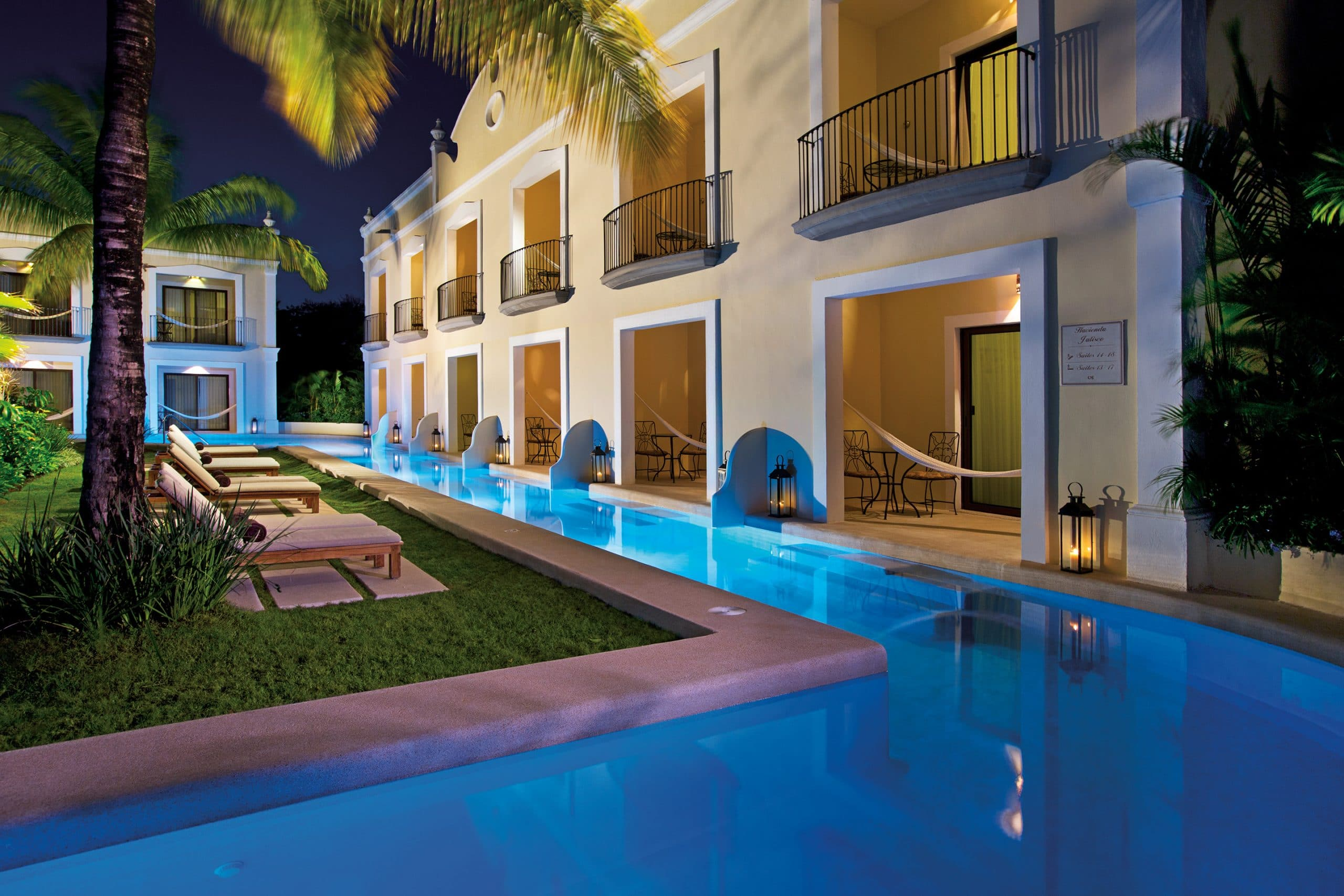 Preferred Club Deluxe Garden Swim Out Adults-Only