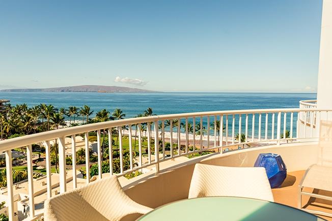 Fairmont Maui - Deluxe Ocean View Suite