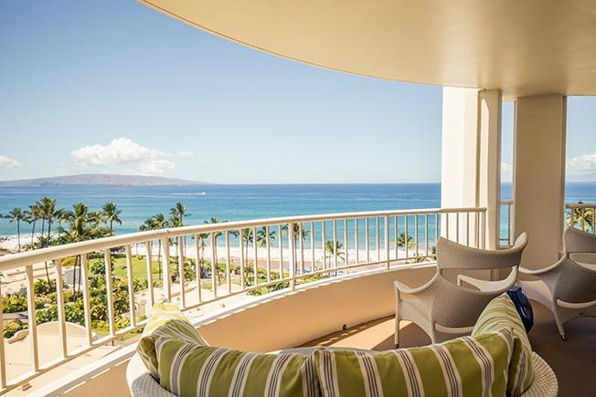 Fairmont Maui Kilohana Suite