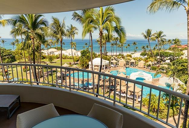 Fairmont Maui - Ocean View Suite