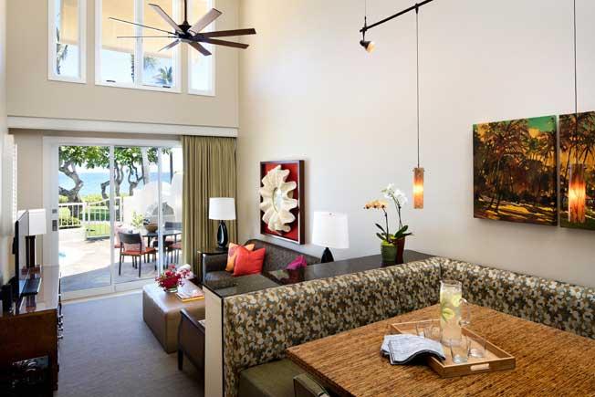 Fairmont Maui Ocean View Two-Bedroom Villa