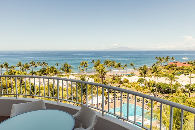 Fairmont Maui Signature Ocean View Suite