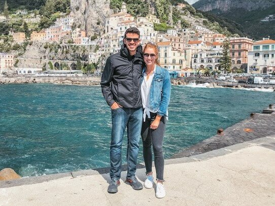 Courtenay & Iago