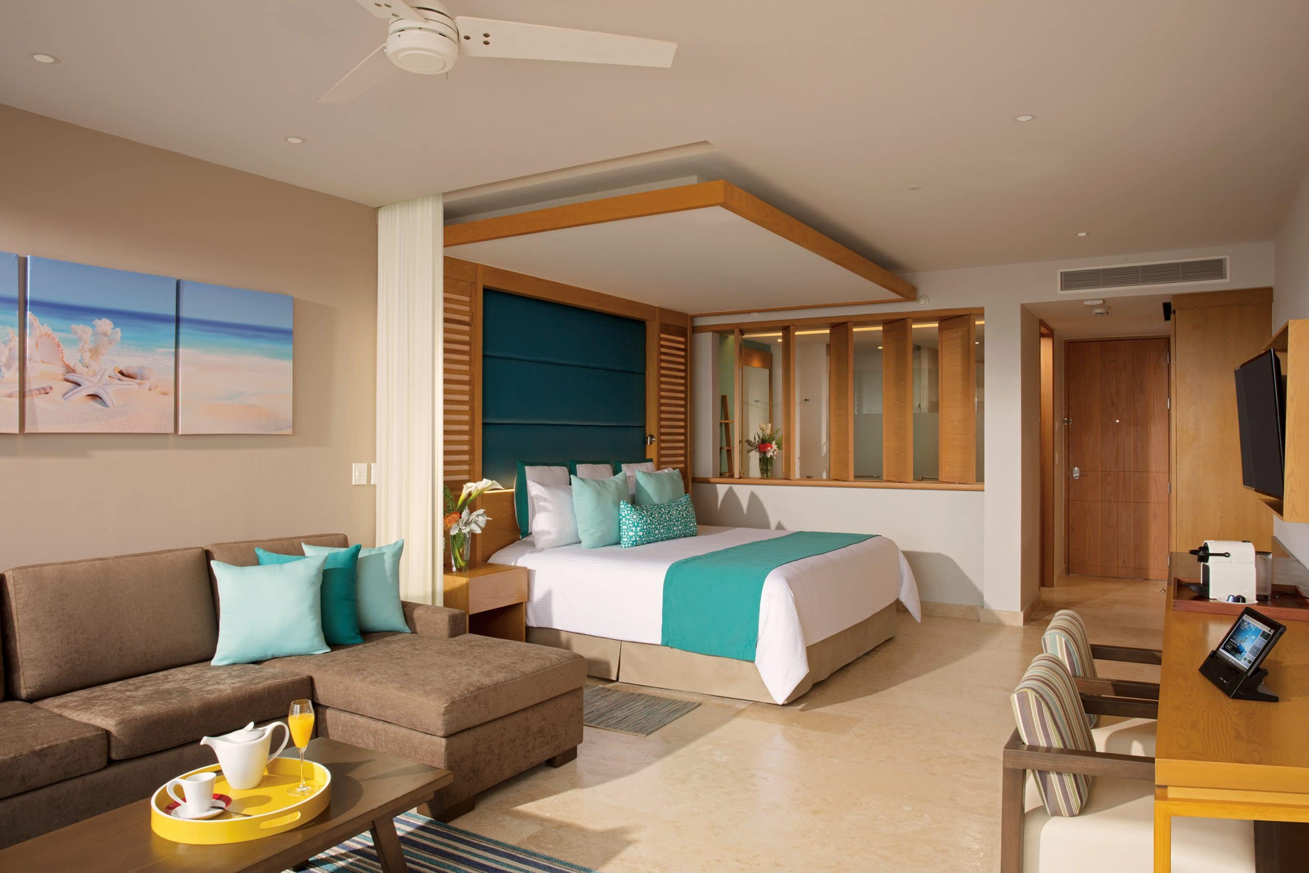 Dreams Playa Mujeres - Preferred Club Junior Suite Ocean View