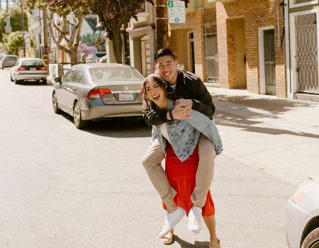 Erica & Eric