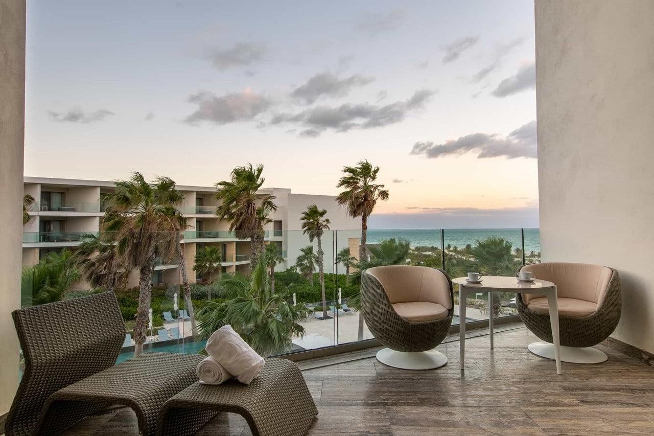 Grand Palladium - Junior Suite Beachfront
