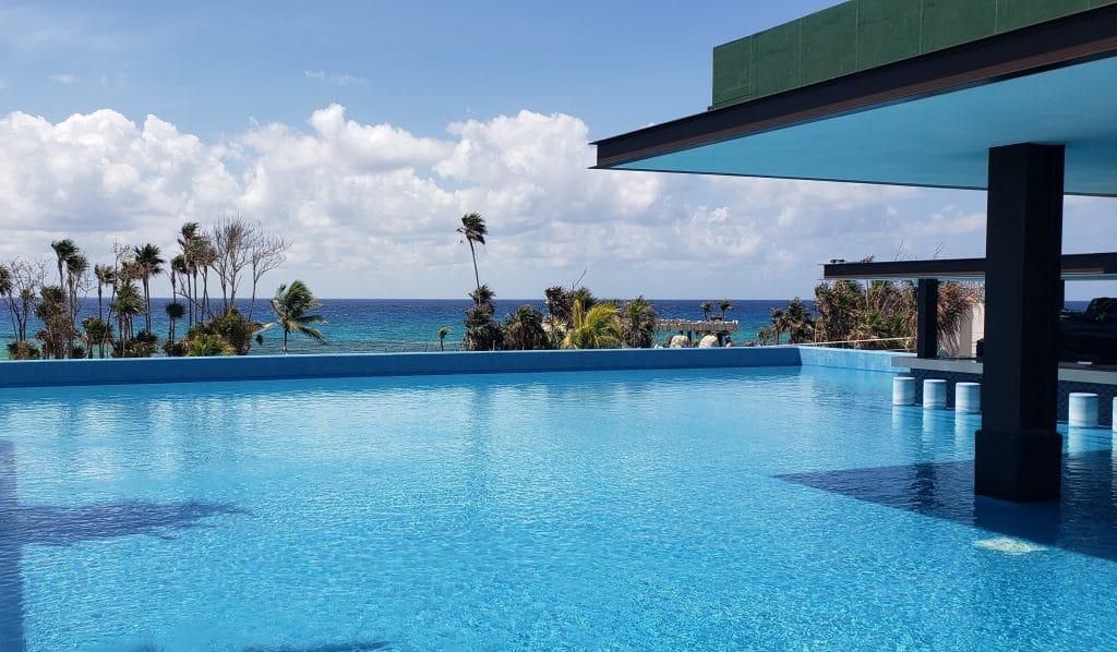 Hotel Xcaret Arte Main Pool