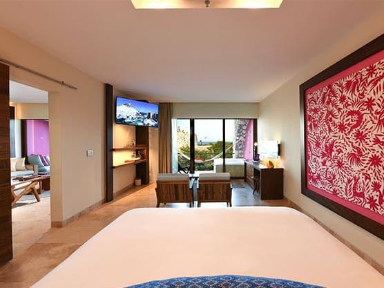 Hotel Xcaret - Junior Suite